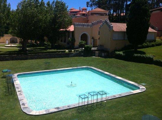 Penha Longa Resort: Fontaine in the garden
