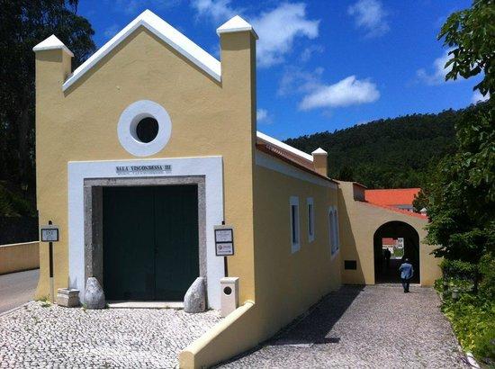 Penha Longa Resort: Entrance to meeting fascilities