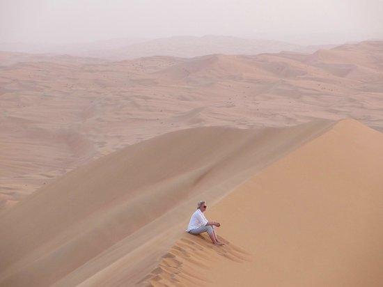 Qasr Al Sarab Desert Resort by Anantara: Empty Quarter