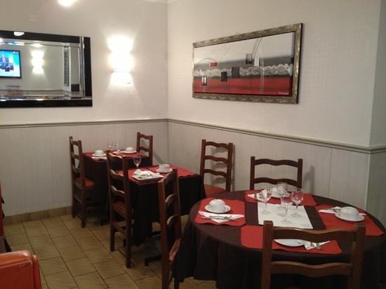 Crystal Hotel: restaurant et petit déjeuner
