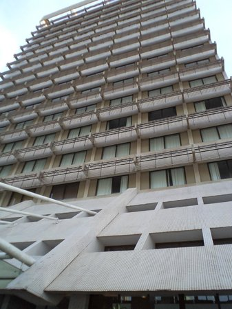 Hotel Deville Prime Cuiabá: Fachada do Hotel