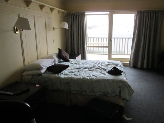 The Albion Hotel: Balcony room - nice & spacious