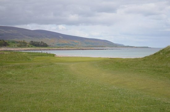 Brora Golf Course: Stunning par 3
