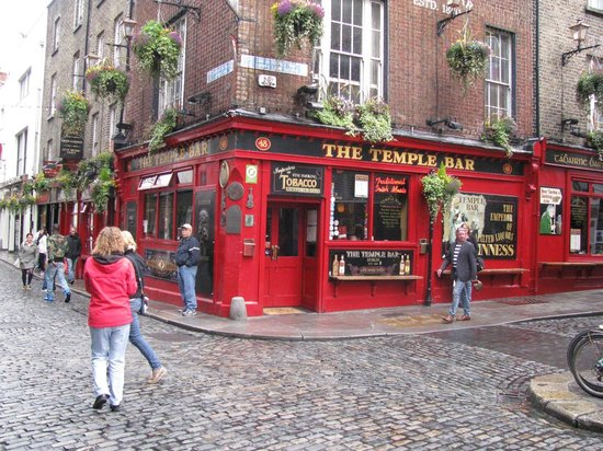 Ashling Hotel: Temple Bar