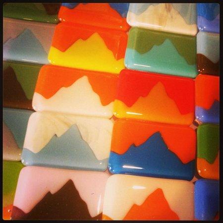 Made: Teton Glass Buckles