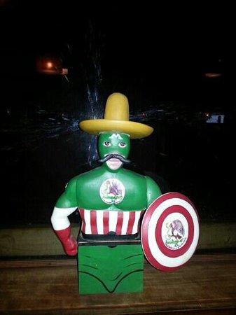 Cantina's Captain America