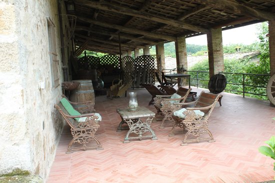 Pieve di Caminino Historic Farm: Pieve di Caminino