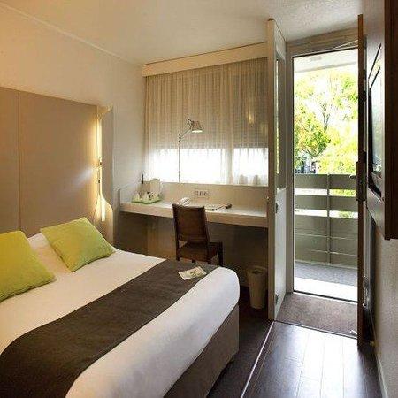 Campanile Cergy Pontoise: Double Room