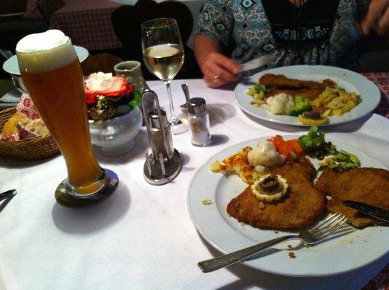 Gasthaus zum Kreuz: Hervorragendes Essen!