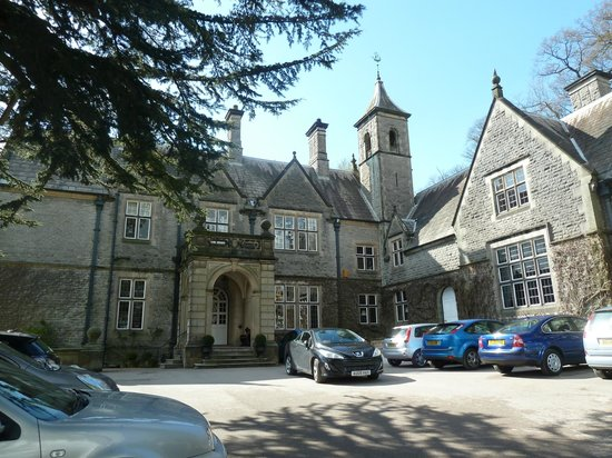 Callow Hall Hotel: Hotel