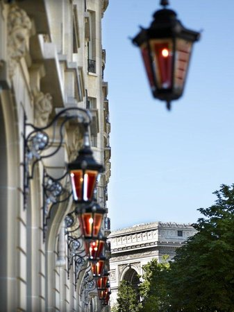 Le Royal Monceau-Raffles Paris: Arc de Triomphe