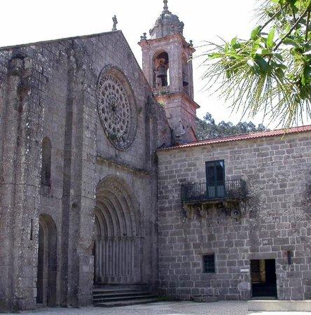 Monasterio de Armenteira: monasterio