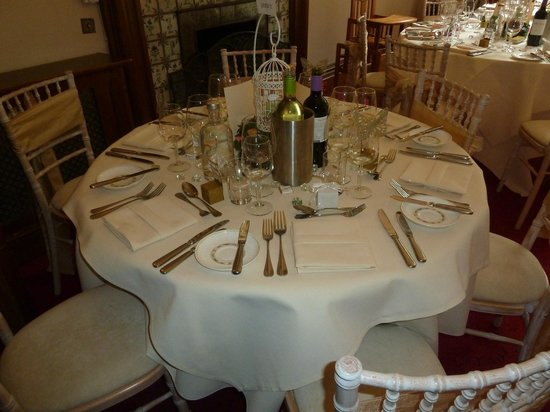 Callow Hall Hotel: Wedding breakfast