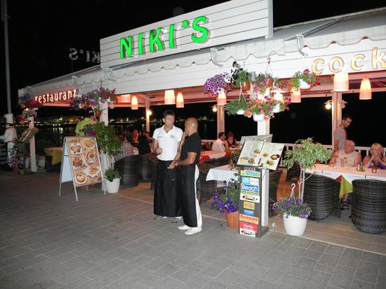 Hotel Nikis : июнь,2013 Nikis Restaurant
