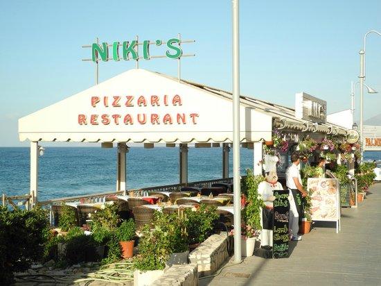 Hotel Nikis: июнь,2013 Nikis Restaurant
