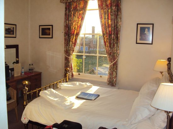 Abbeyfields: Our room!