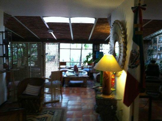 Casa Tlaquepaque Hotel-Galeria: Entrance