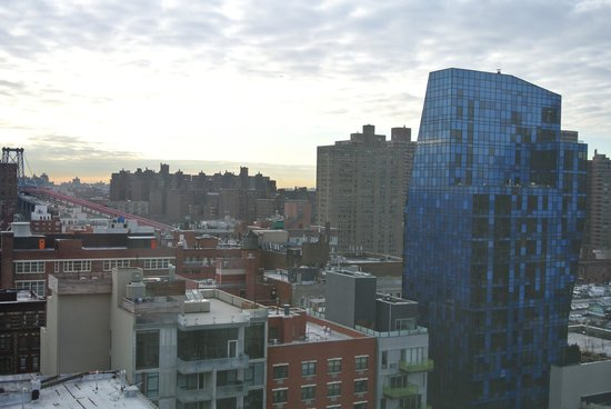 Hotel on Rivington: View