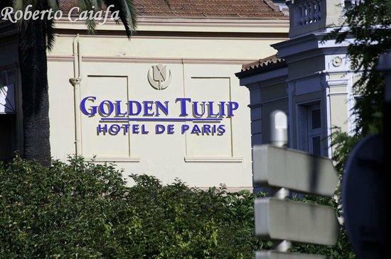 Hotel Le Vendome Villa Claudia: Hotel na próxima esquina