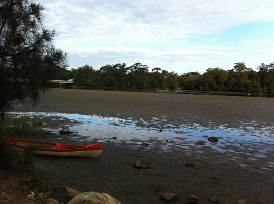 Discovery Parks - Gerroa: low tide