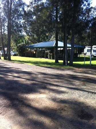Discovery Parks - Gerroa: camp kitchen