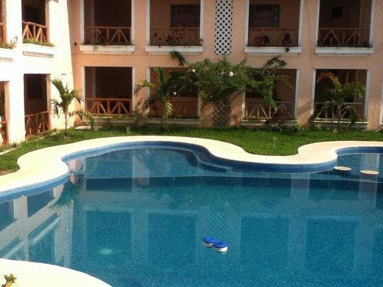 Restaurant y Hotel Calakmul: Calakmul