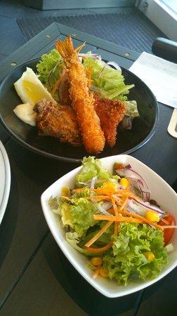 Naniwa: Sapporo menu 1/2
