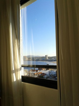 Hotel Ricadi: vista desde la cama