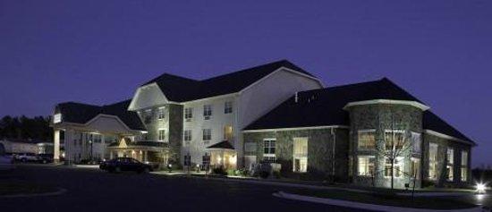 Crandon, WI: Hotel Exterior