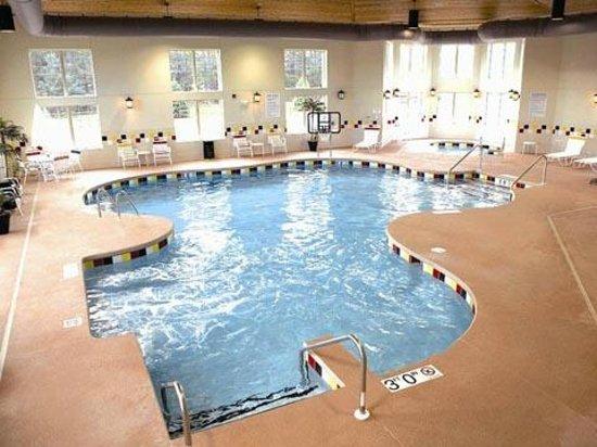 Mole Lake Casino & Lodge: Pool
