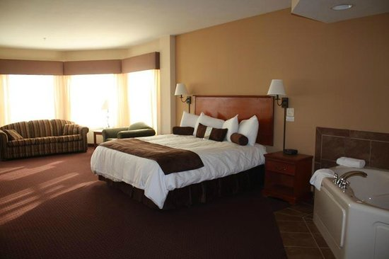 Mole Lake Casino & Lodge: Whirlpool Suite