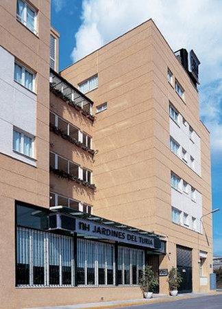 Hotel Jardines del Turia: Exterior