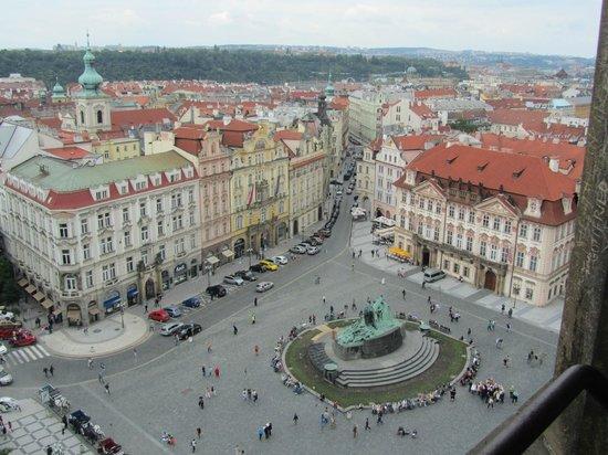 Golden City - Garni: old town square