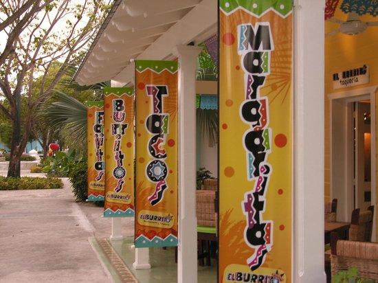 Restaurant Taqueria El Burrito : Exterior