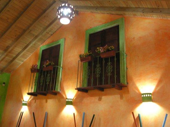 Restaurant Taqueria El Burrito : Interior de Taqueria El Burrito Punta Cana