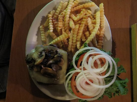Trail Center Lodge: Great food