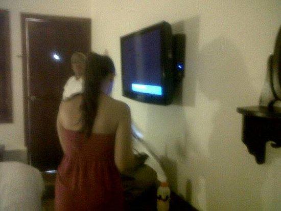 La Ardilena: todas las habitaciones con tv plana, tv por cable