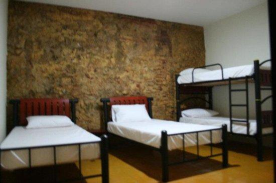 El Viajero Cartagena Hostel: Quadruple