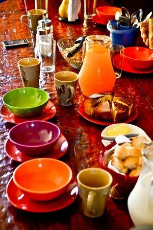 El Viajero Cartagena Hostel: Free Breakfast