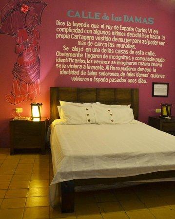 El Viajero Cartagena Hostel: Double Private