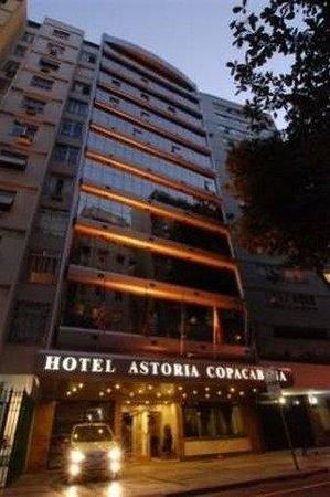 Hotel Astoria Copacabana