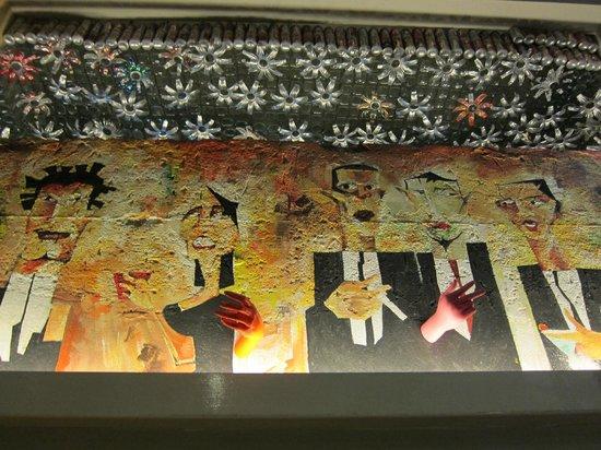 Silom Art Hostel: Lobby