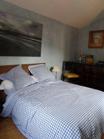 Apart'Observatoire Saint Jean: Cote Oust bedroom