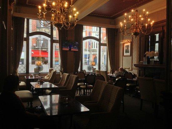 Wynn's Hotel: Pub del hotel