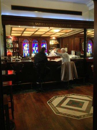 Wynn's Hotel: Bar