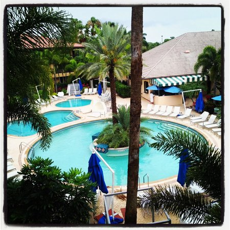 PGA National Resort & Spa: spa pool
