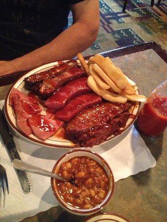 Freddie's Bar-b-q Steak House, Sapulpa - Menu, Prices ...