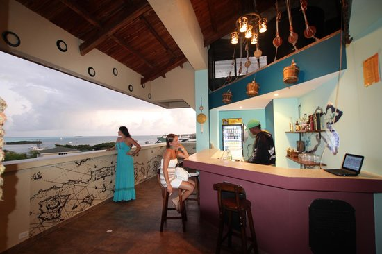 El Viajero San Andres Hostel & Suites: Free Breakfast
