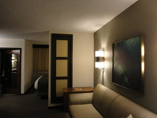 Hyatt Place Scottsdale/Old Town: spacious room