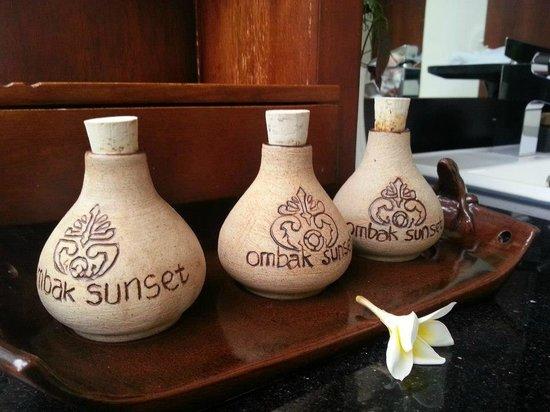 Hotel Ombak Sunset: Unique cases